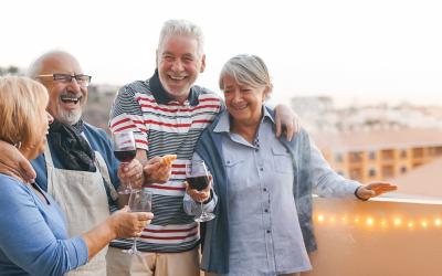 La pensió mitjana puja a 1.033 euros al juliol, el 2,2% més respecte a l'any passat