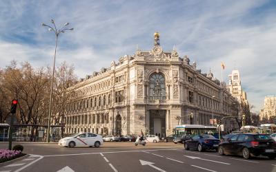El Banc d'Espanya preveu arribar al PIB prepandèmia a mitjans del 2022